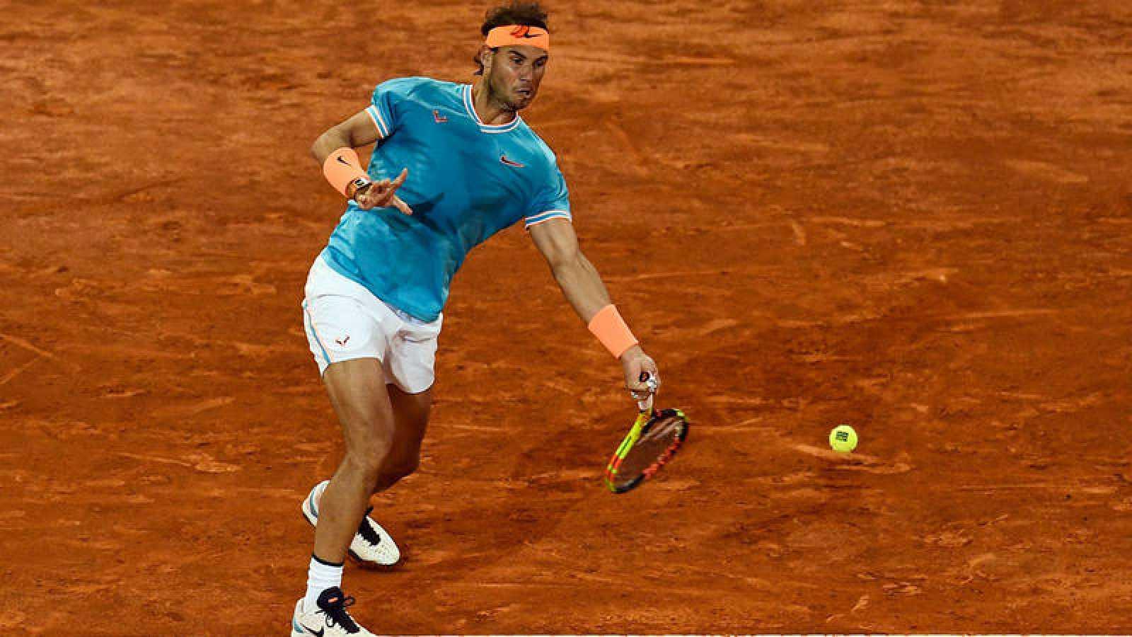 Este sábado en el Madrid Open: Nadal, a por su novena final