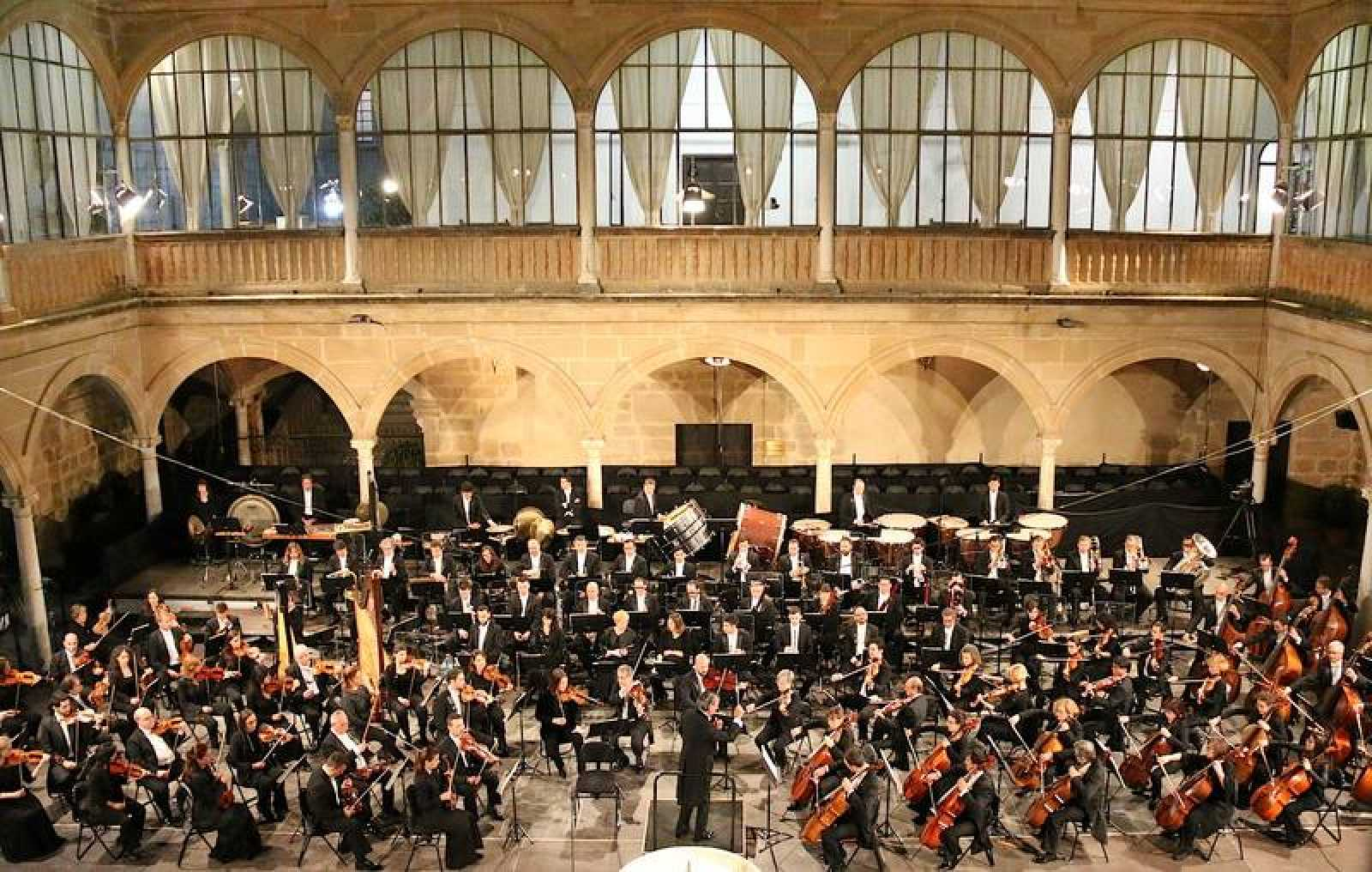 La Orquesta Sinfónica RTVE en Úbeda