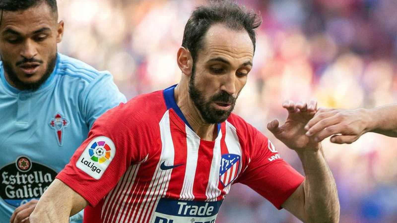 Juanfran dejará el Atlético al final de esta temporada