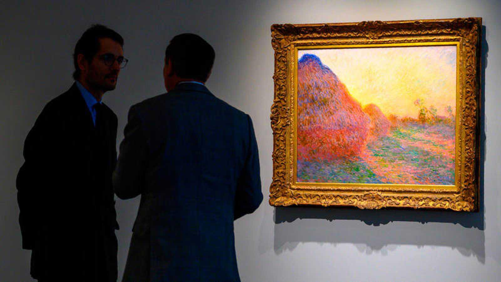 Un cuadro de Monet se convierte en el lienzo impresionista más caro