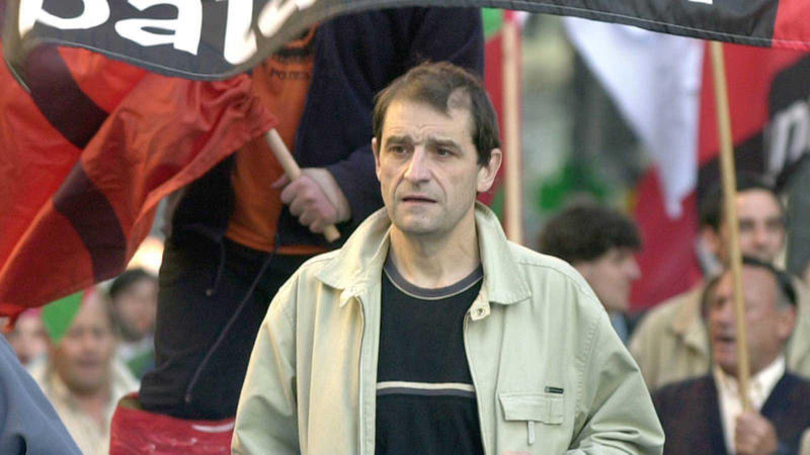Imagen de archivo de 'Josu Ternera' de 2002