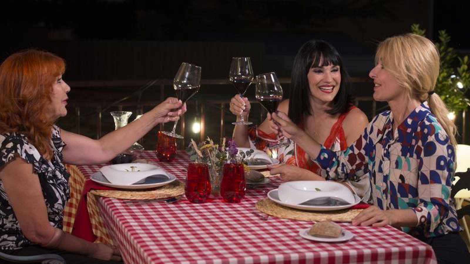 Cena con mamá homenajea a la madre de Irene Villa