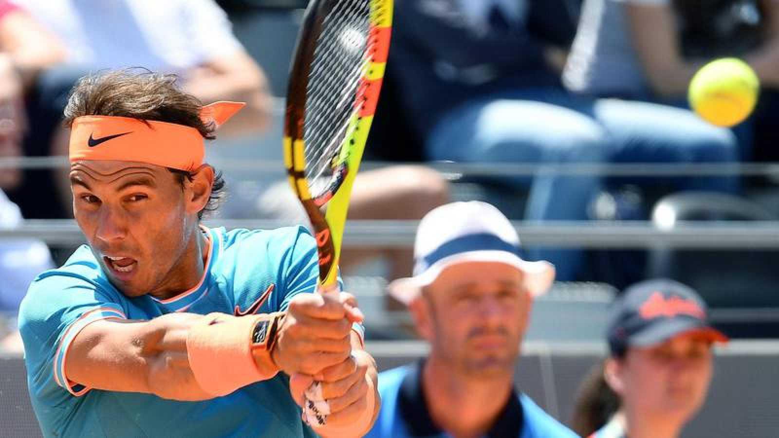 Resultado de imagen para Roland Garros: Rafa Nadal fulminó a Thiem y ganó el torneo