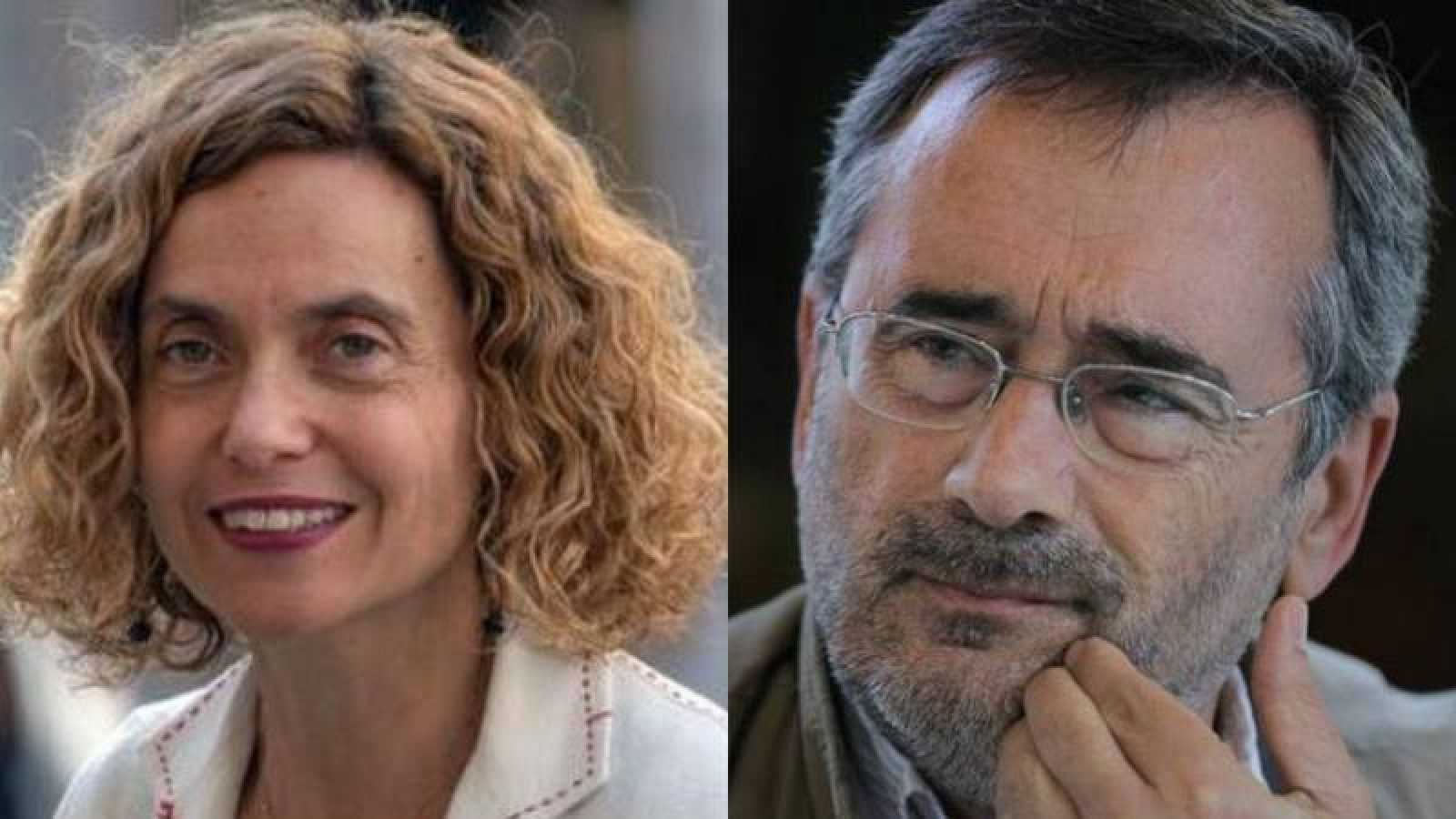 Batet y Cruz, dos catalanes federalistas para presidir las Cortes