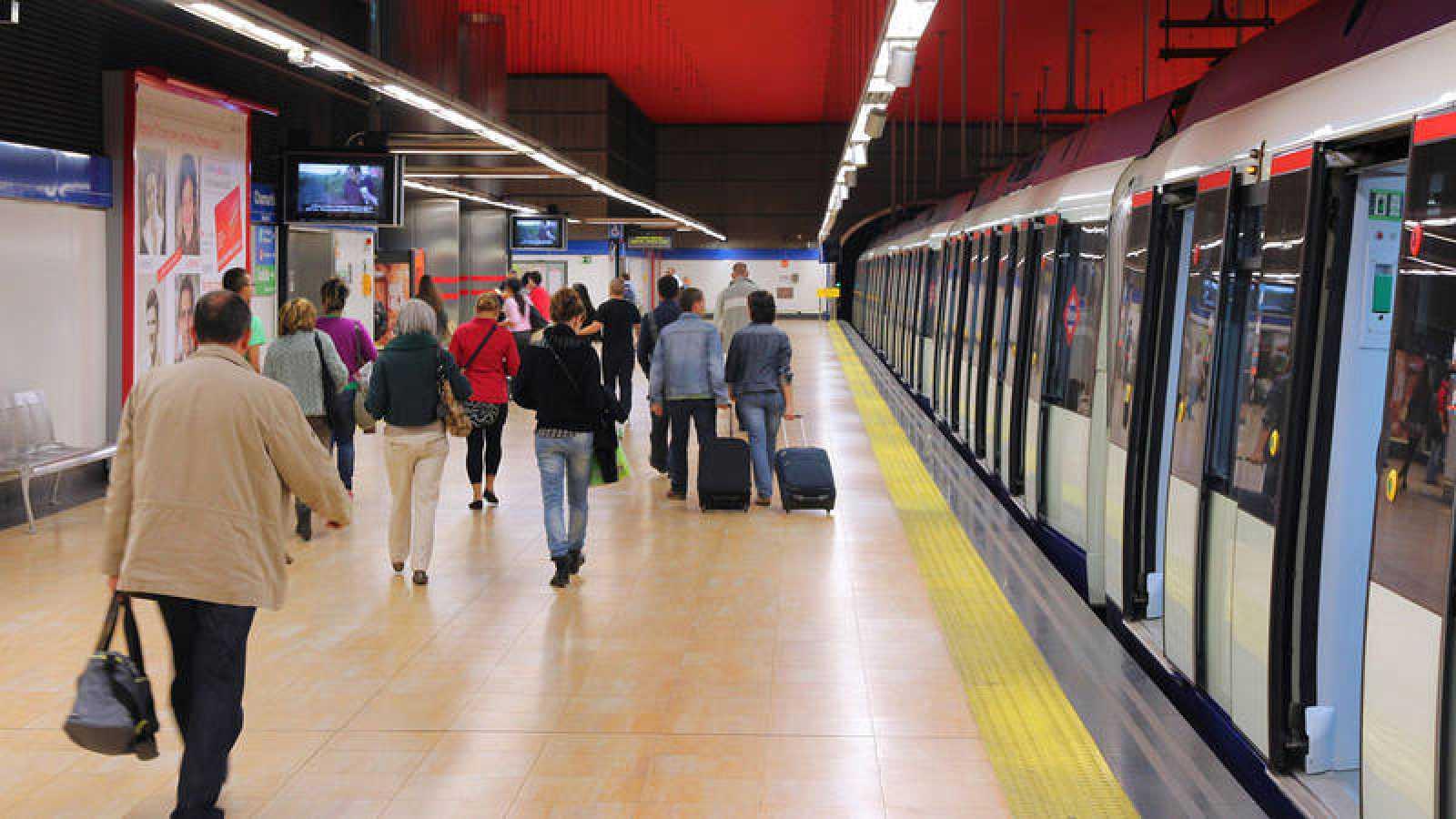 La huelga afectará las líneas 1, 2 y 5 durante toda la jornada del lunes