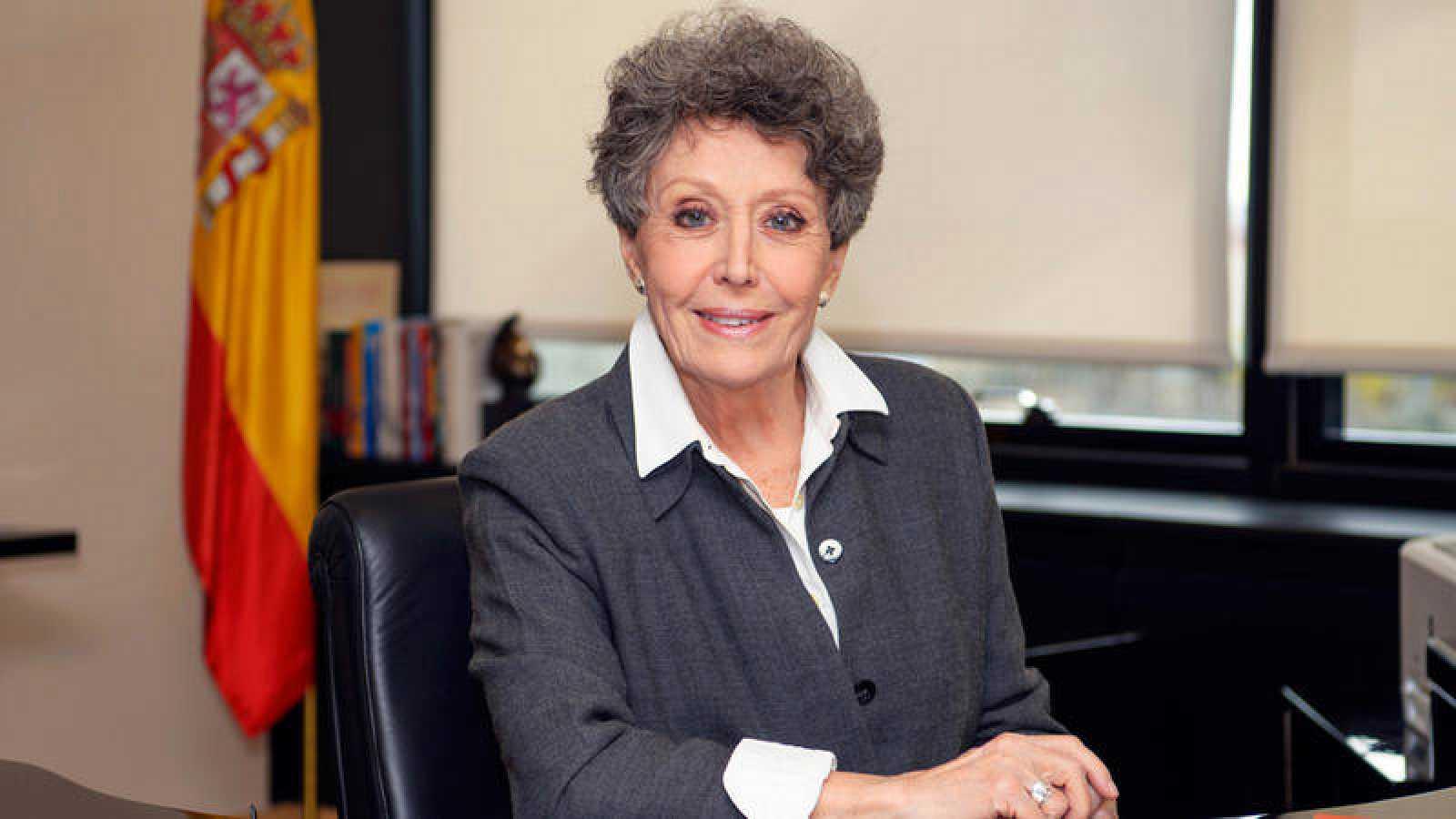 Rosa María Mateo, Administradora Provisional Única RTVE