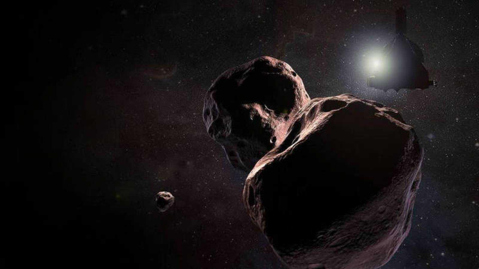 Ultima Thule, conocido también como 2014 MU69, se encuentra a 6.400 millones de kilómetros de la Tierra.