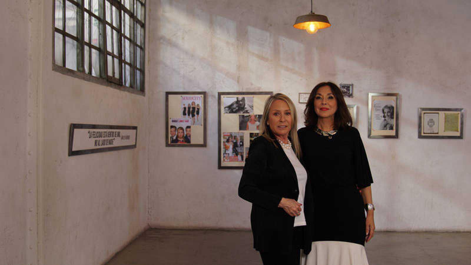 Isabel Gemio presentará 'Rostros con alma'