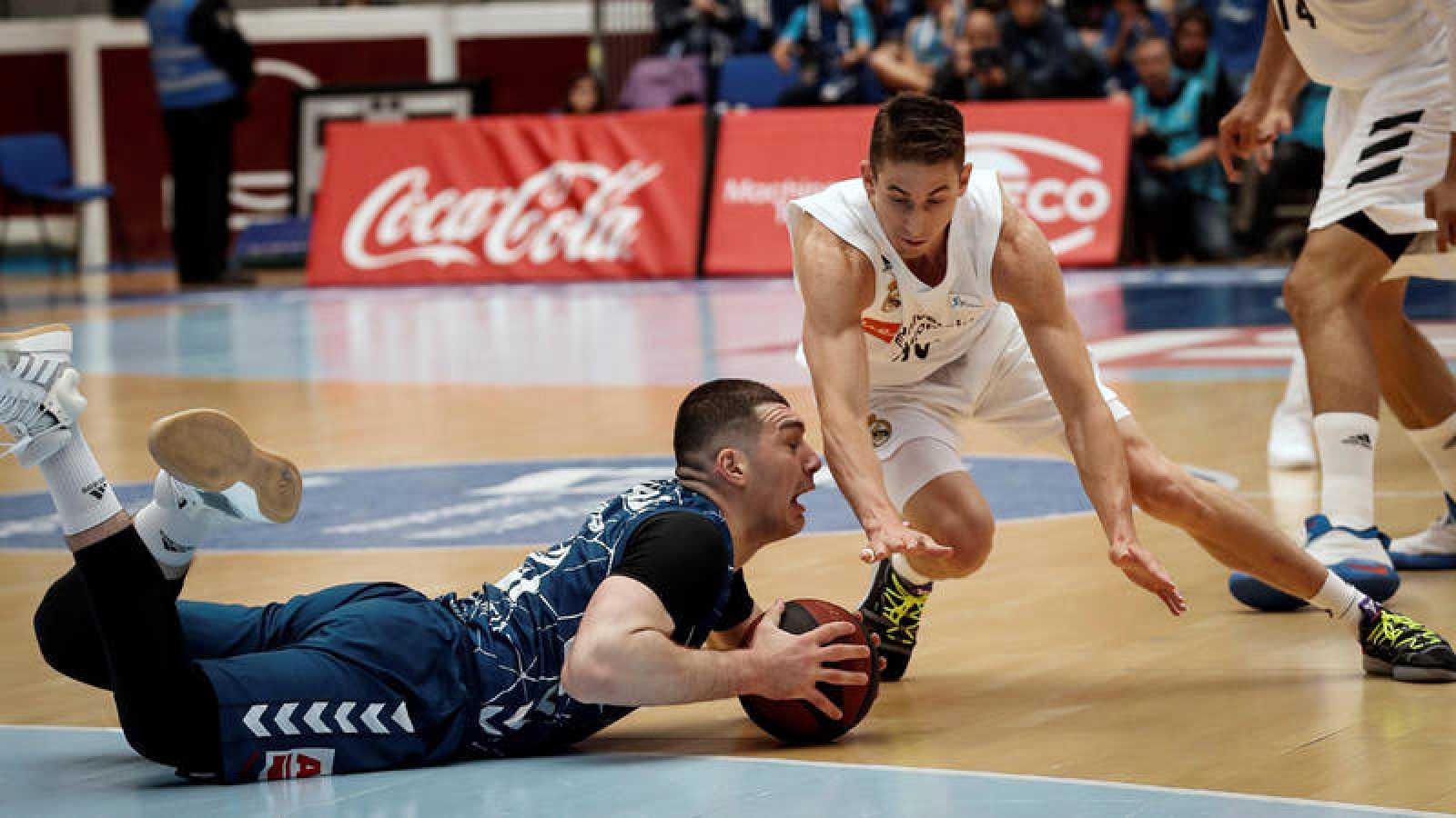 Delteco GBC - Real Madrid Baloncesto