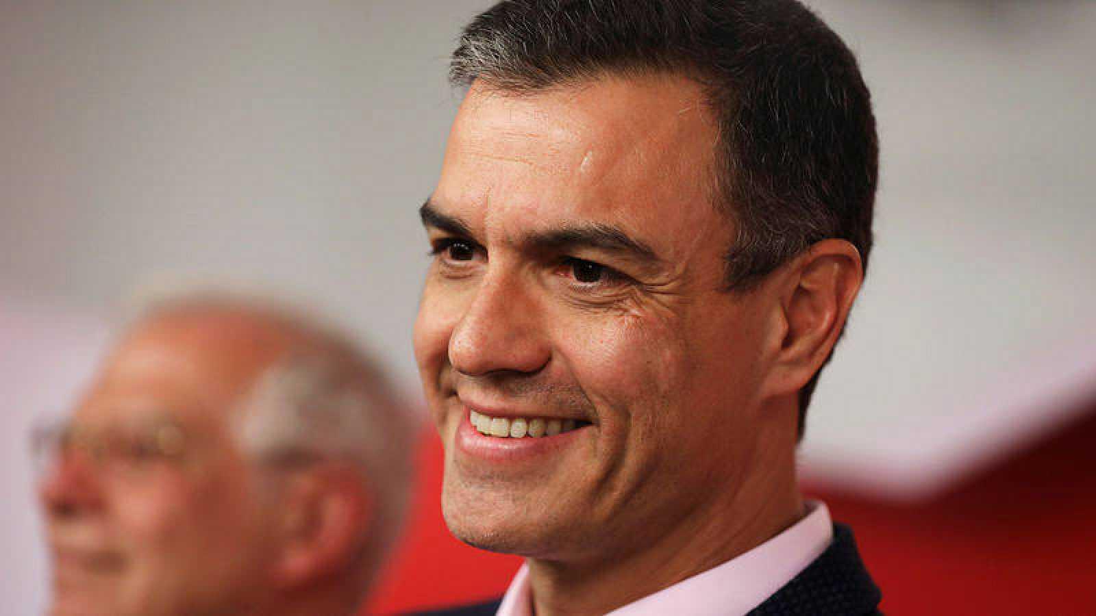 Sánchez comparece en Ferraz tras el 26M