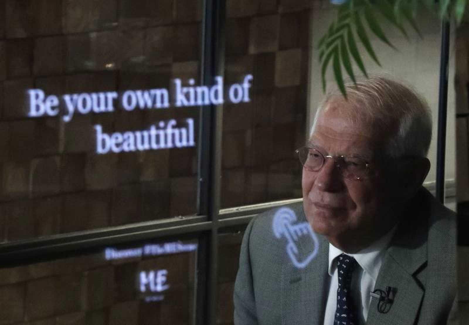 Borrell: el voto no es derecha o izquierda, sino entre que la UE exista o no