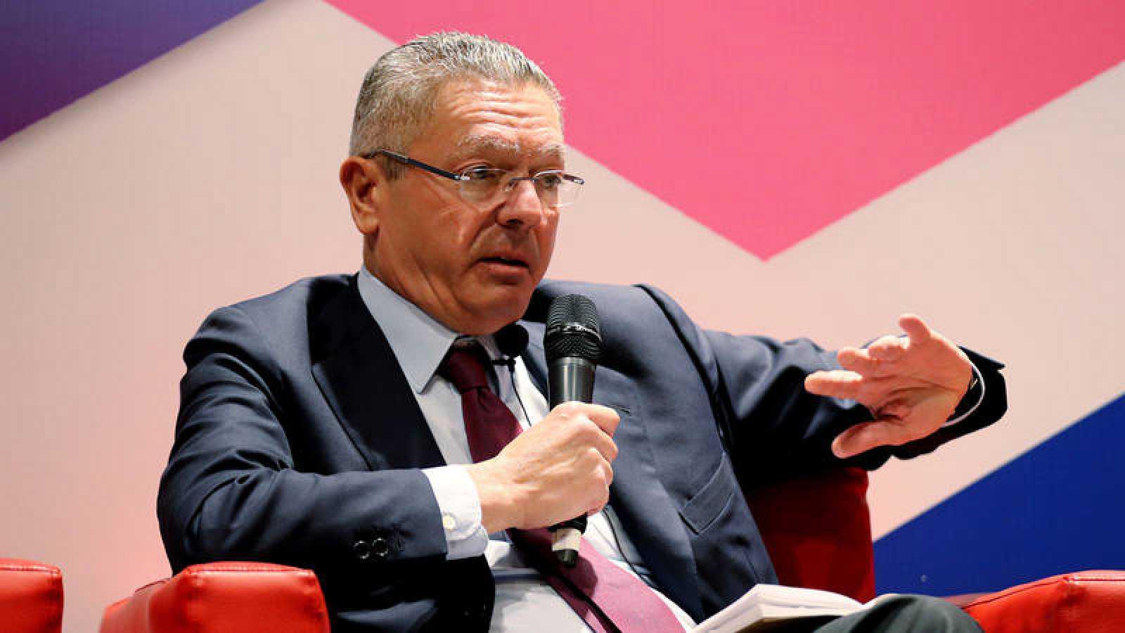 Alberto Ruiz-Gallardón, en una imagen de archivo