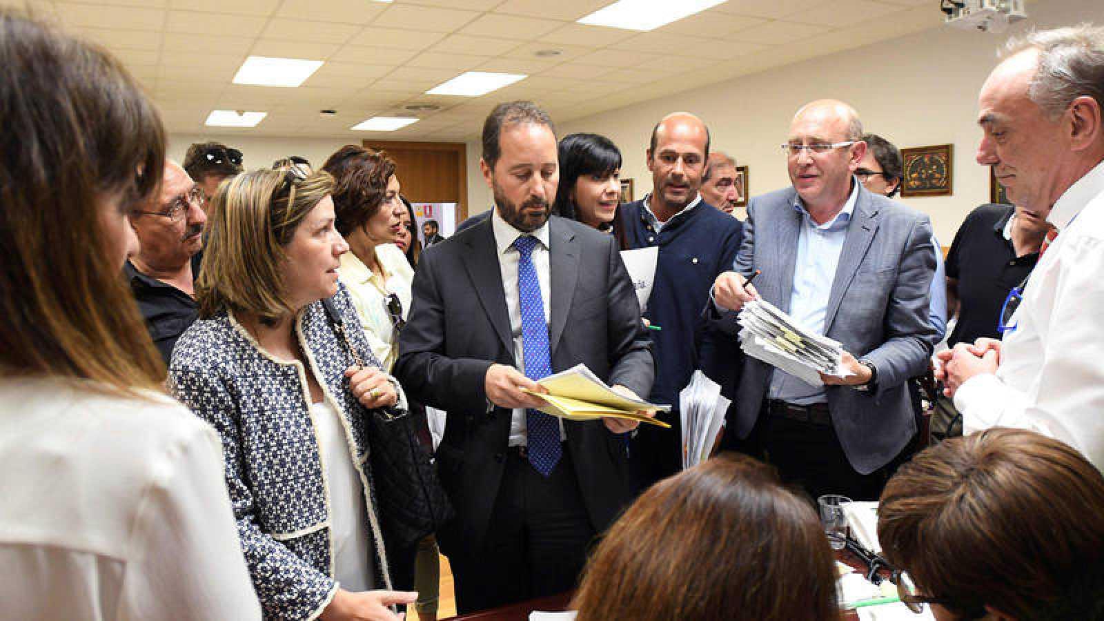 Recuentooficial realizado por la Junta Electoral de las elecciones municipales de León, el pasado miércoles.