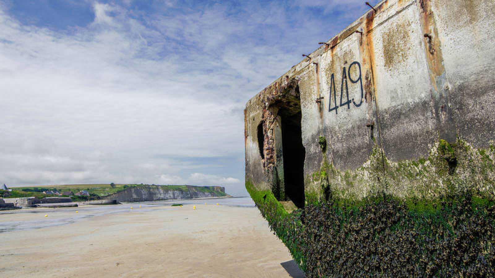 El desembarco de Normandía se produjo el 6 de junio de 1944.
