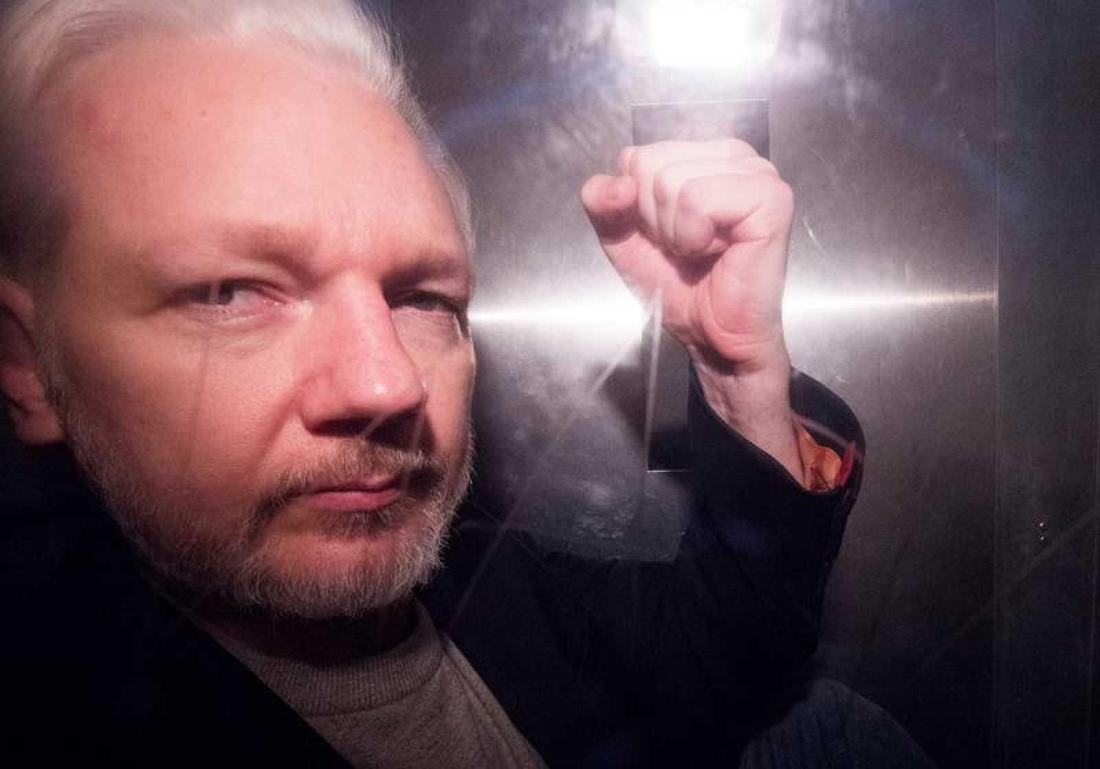 La justicia estadounidense ha solicitado formalmente a Reino Unido la extradicción del fundador de Wikileaks