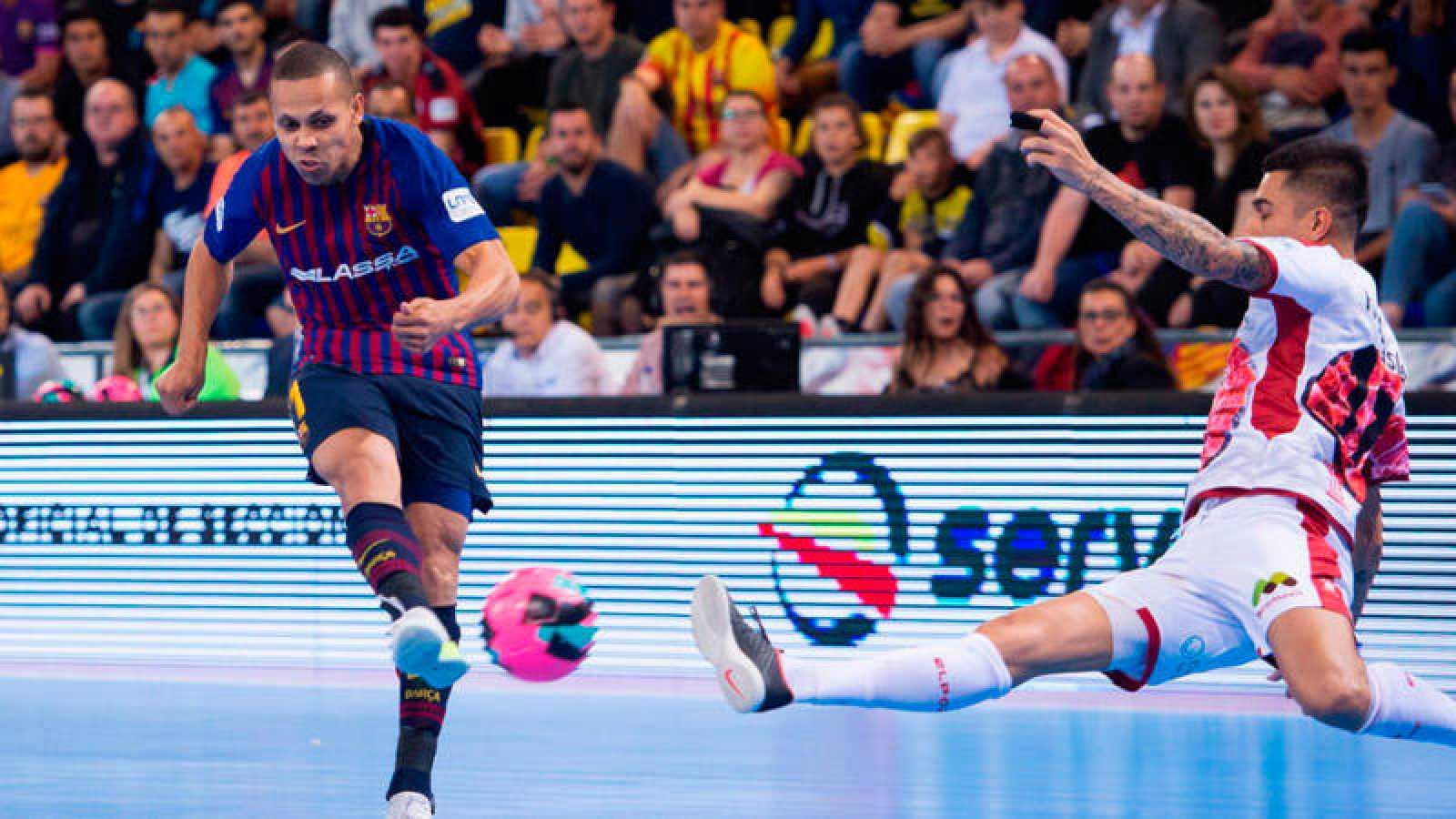 FC Barcelona y ElPozo