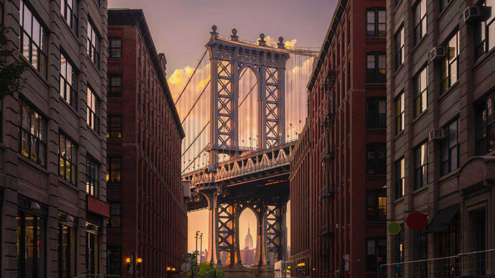 El distrito de Brooklyn, en Nueva York, es uno de los más afectados por el sarampión.