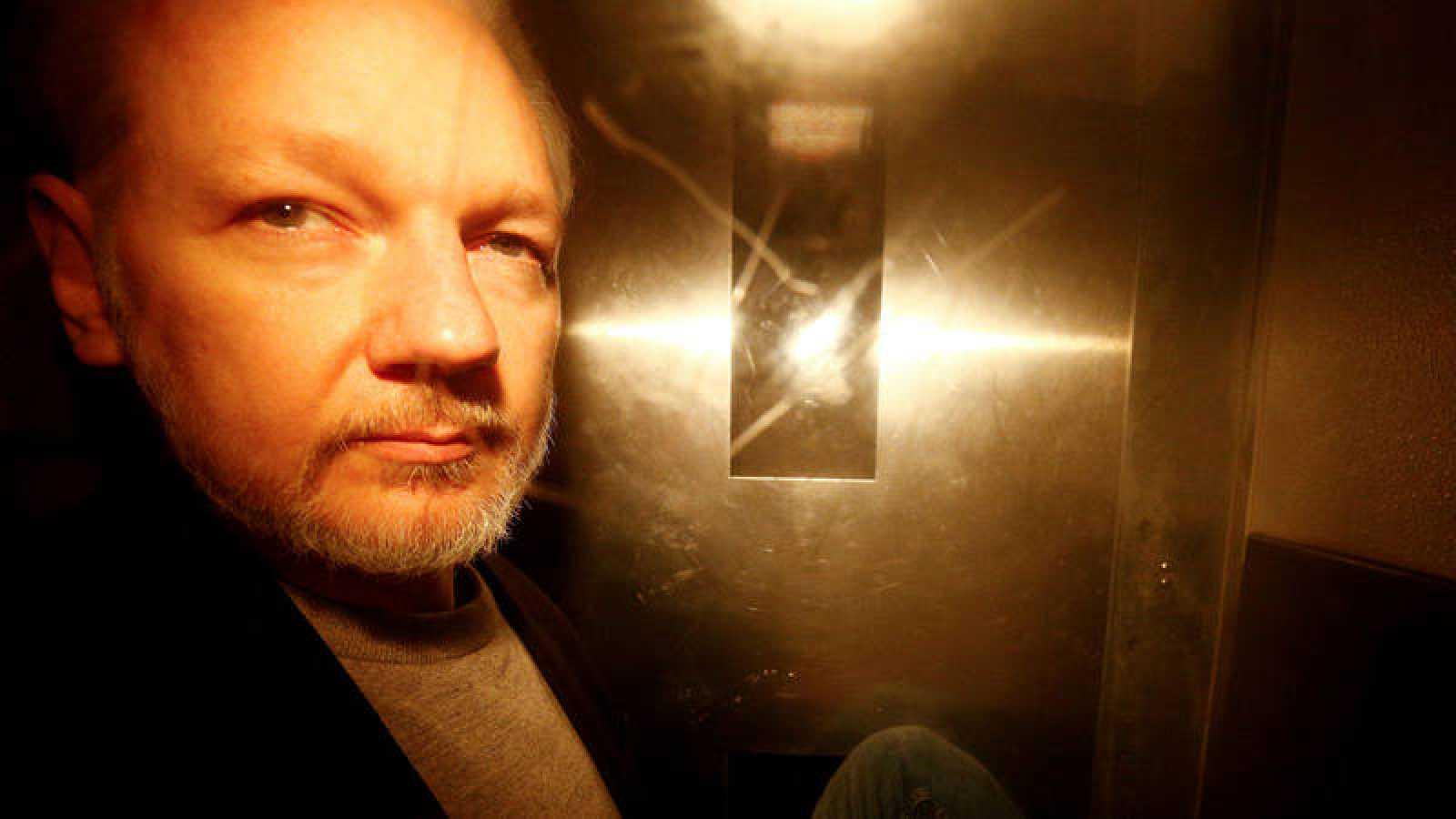 Imagen de archivo de Julian Assange, fundador de WikiLeaks.