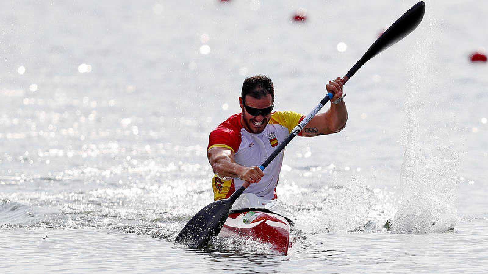 Saúl Craviotto es una de las grandes estrellas españolas en los Juegos Europeos.