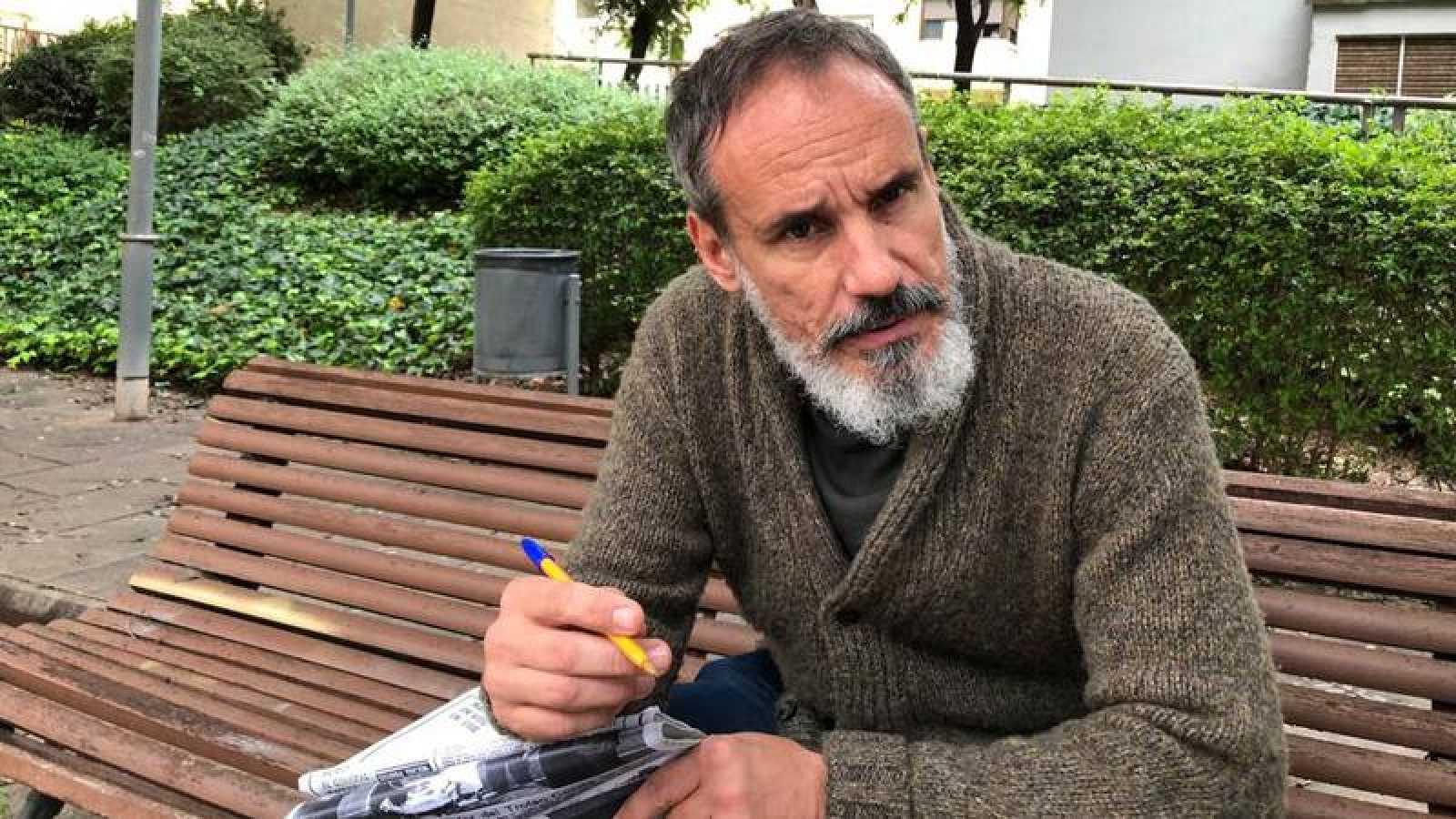Francesc Garrido personifica a la Asociación de Padres de Familia la Esperanza de Barcelona