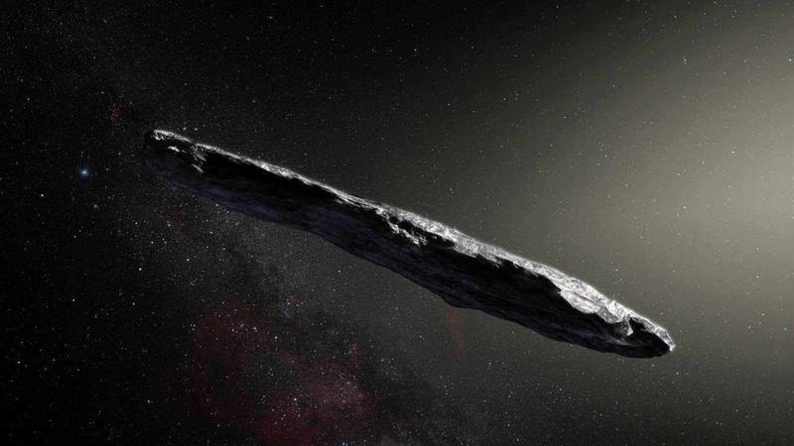 """Oumuamua se traduce como """"explorador"""" en hawaiano."""