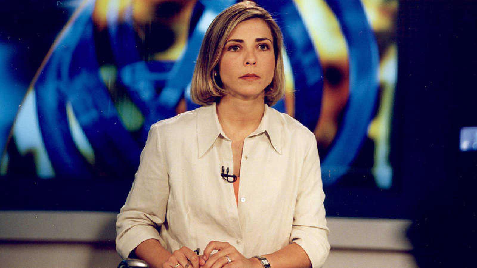 Ana Belén Lorente Torrano, corresponsal de RNE en Lisboa