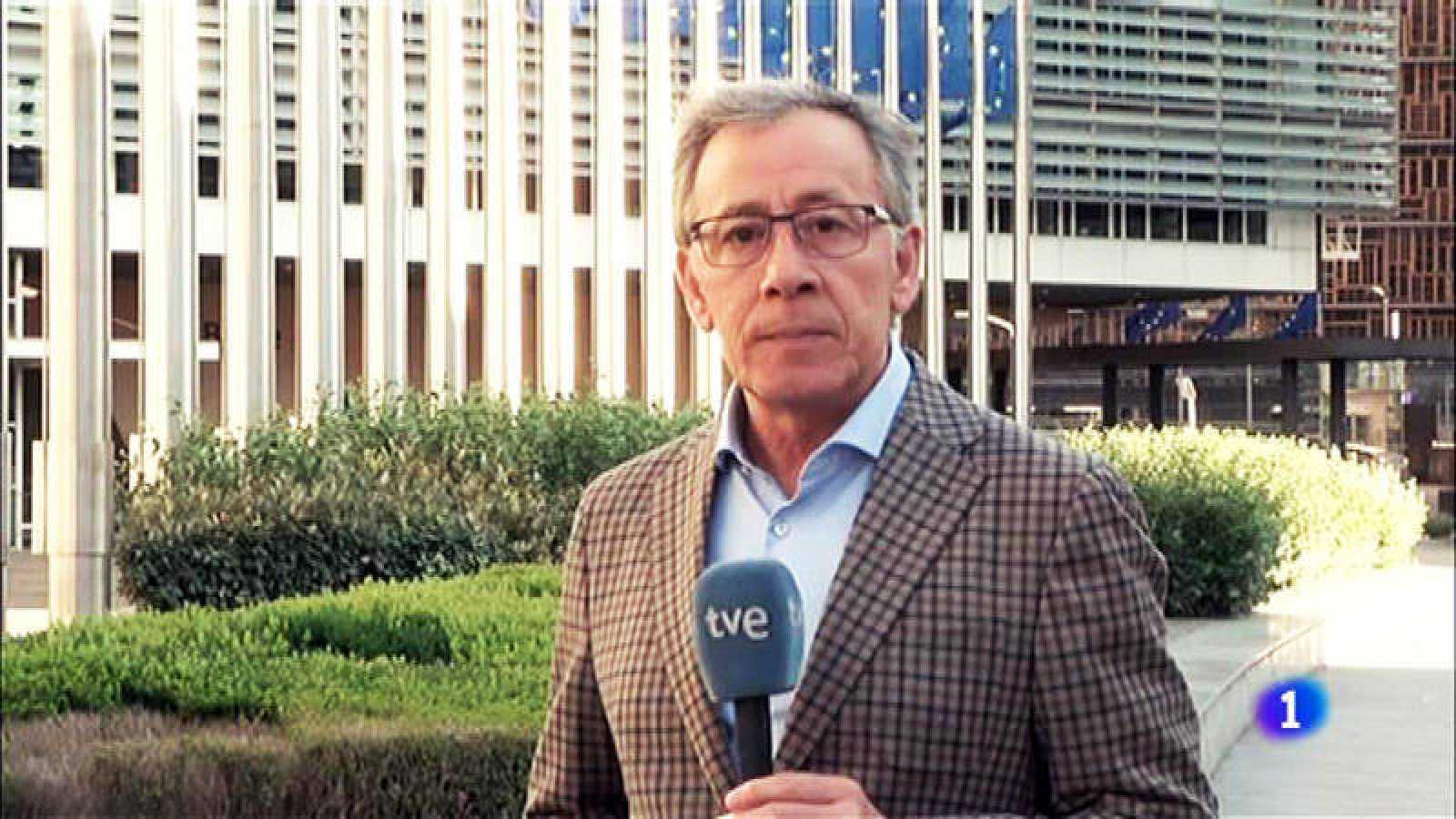José Ramón Lorenzo Patterson, corresponsal de RNE en Bruselas