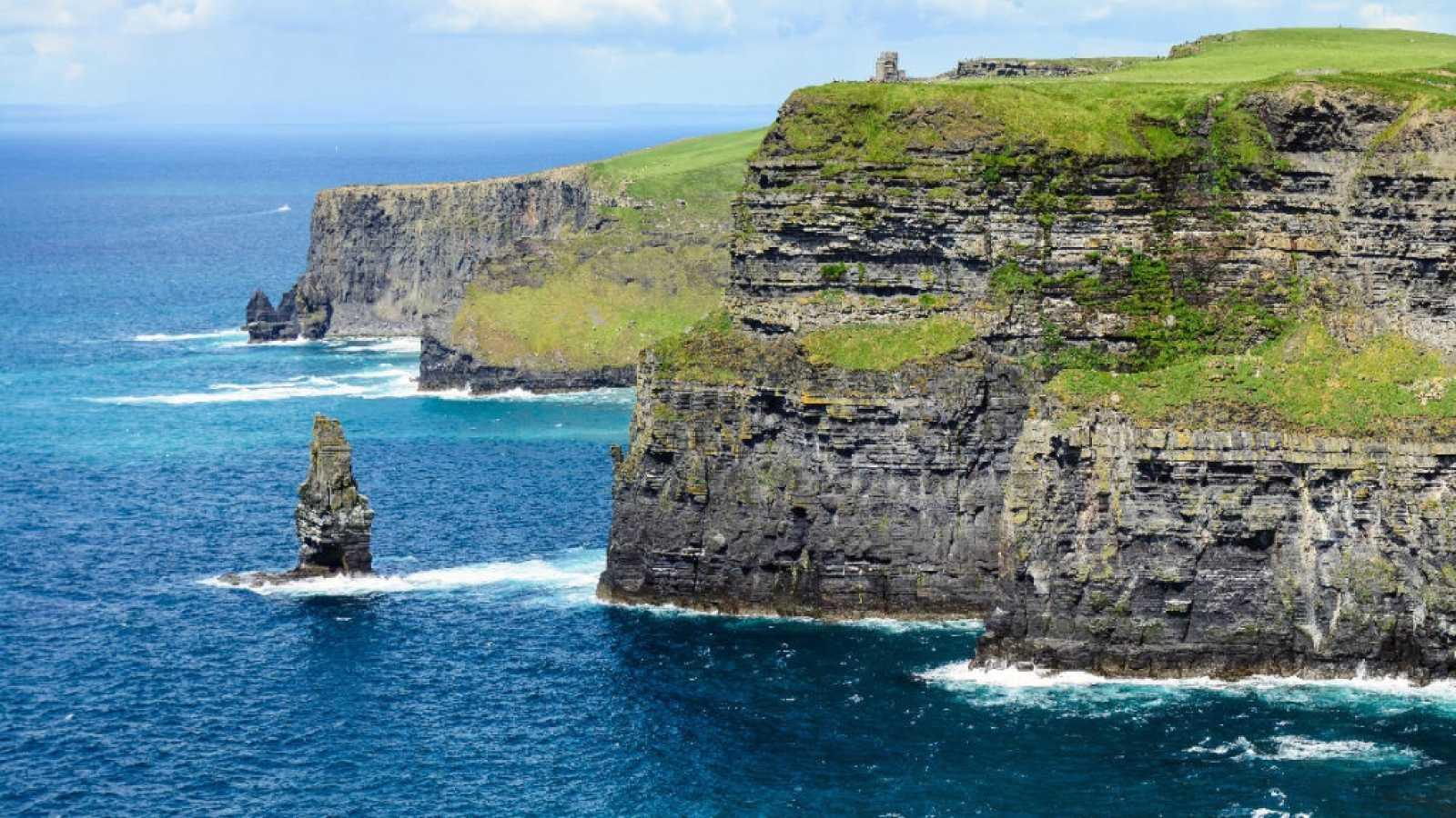 Atriles entre los árboles - Las olas celtas, de Chris Duff - 21/07/19 - escuchar ahora