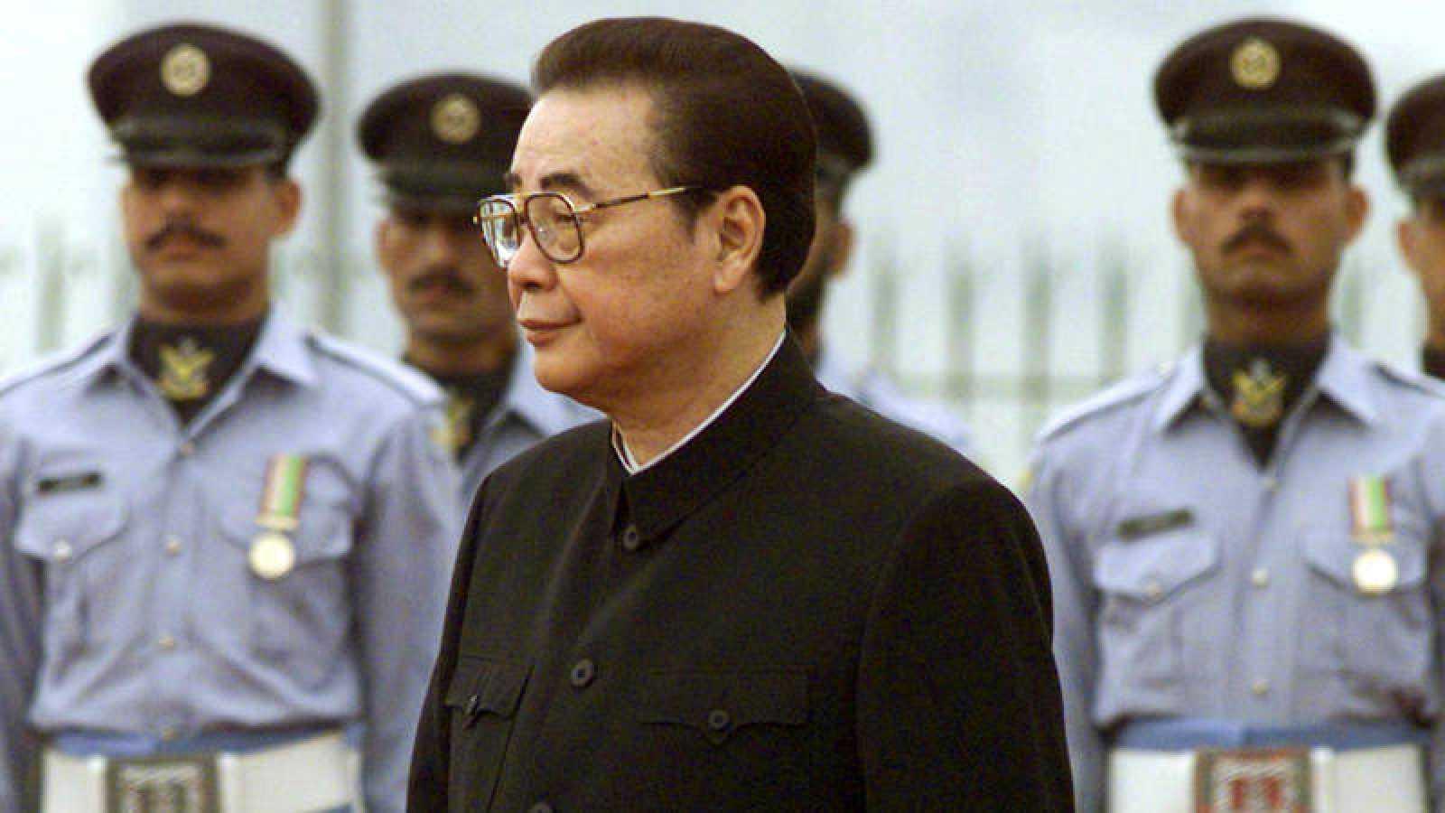 Li Peng, primer ministro chino entre 1987 y 1998 y principal responsable de la masacre de Tiananmen, ha fallecido a los 91 años.