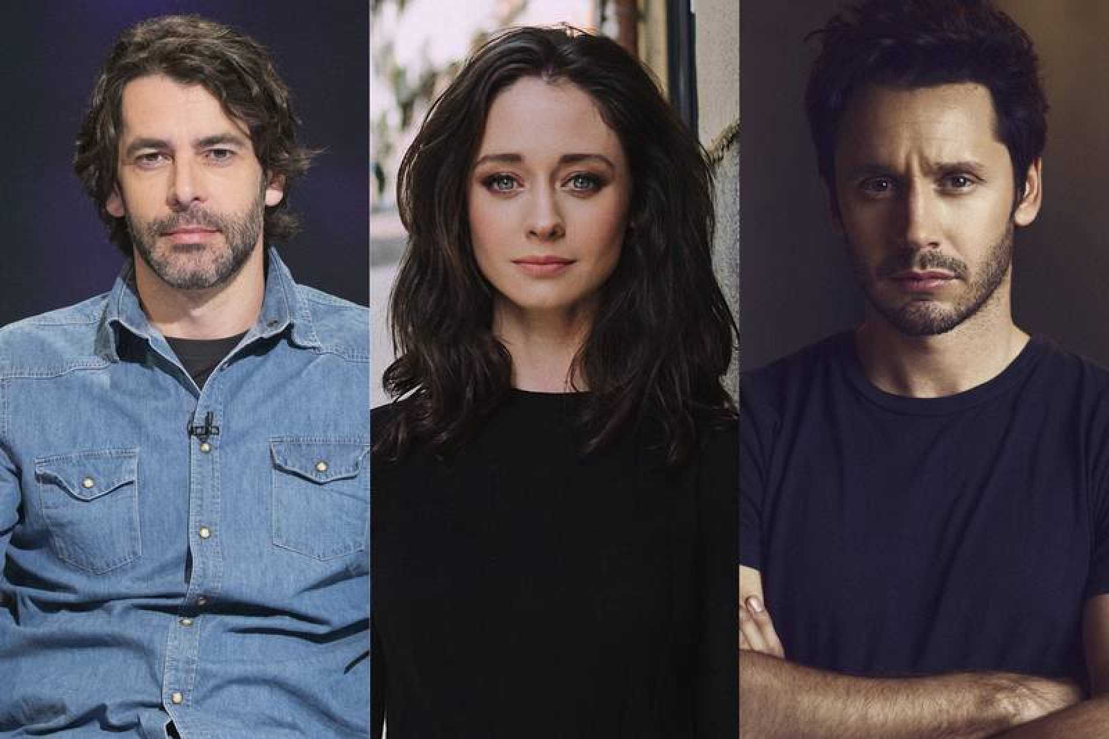 Eduardo Noriega, Elena Rivera y Benjamín Vicuña protagonizarán `Inés del alma mía' en RTVE y Chilevisión