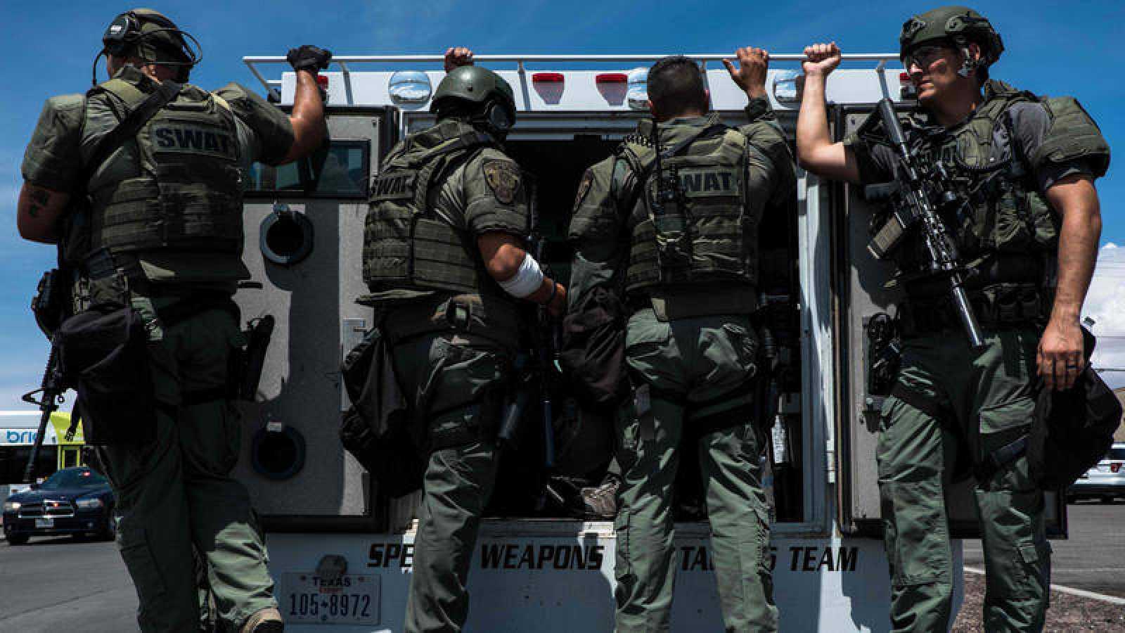 La Policía se dirige al centro comercial Cielo Vista, en El Paso