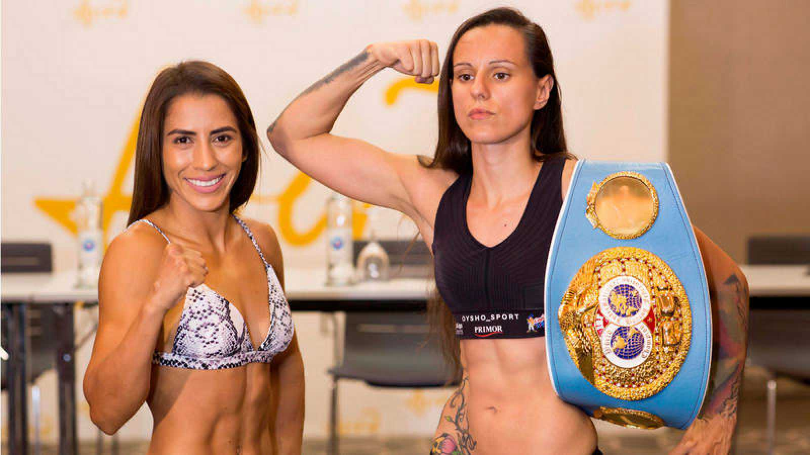 Joana Pastrana Pierde Su Corona Mundial De Boxeo Ante: La Boxeadora Española Joana Pastrana Pierde El Título