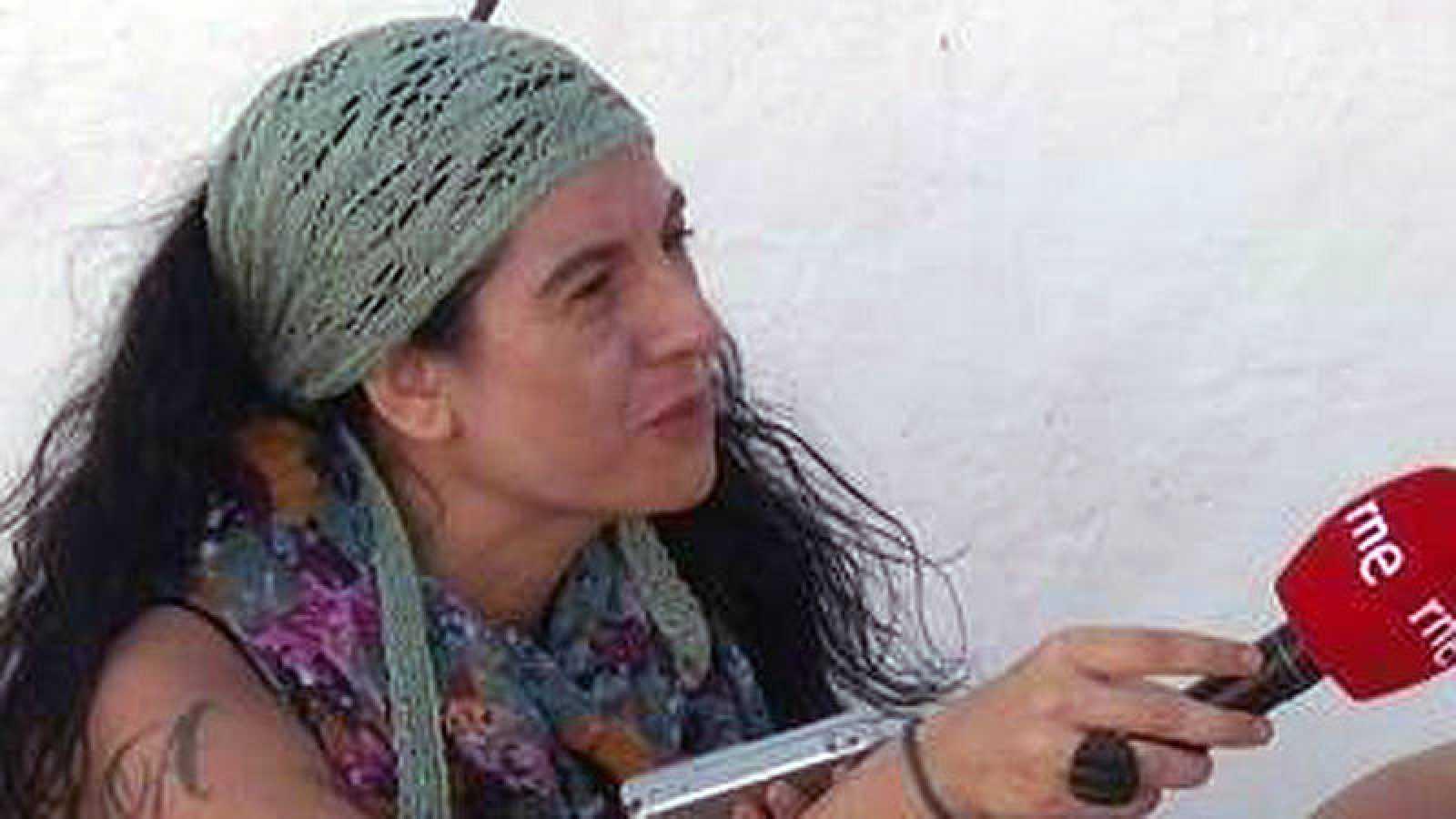 Cristina Sánchez, corresponsal de RNE en Jerusalén
