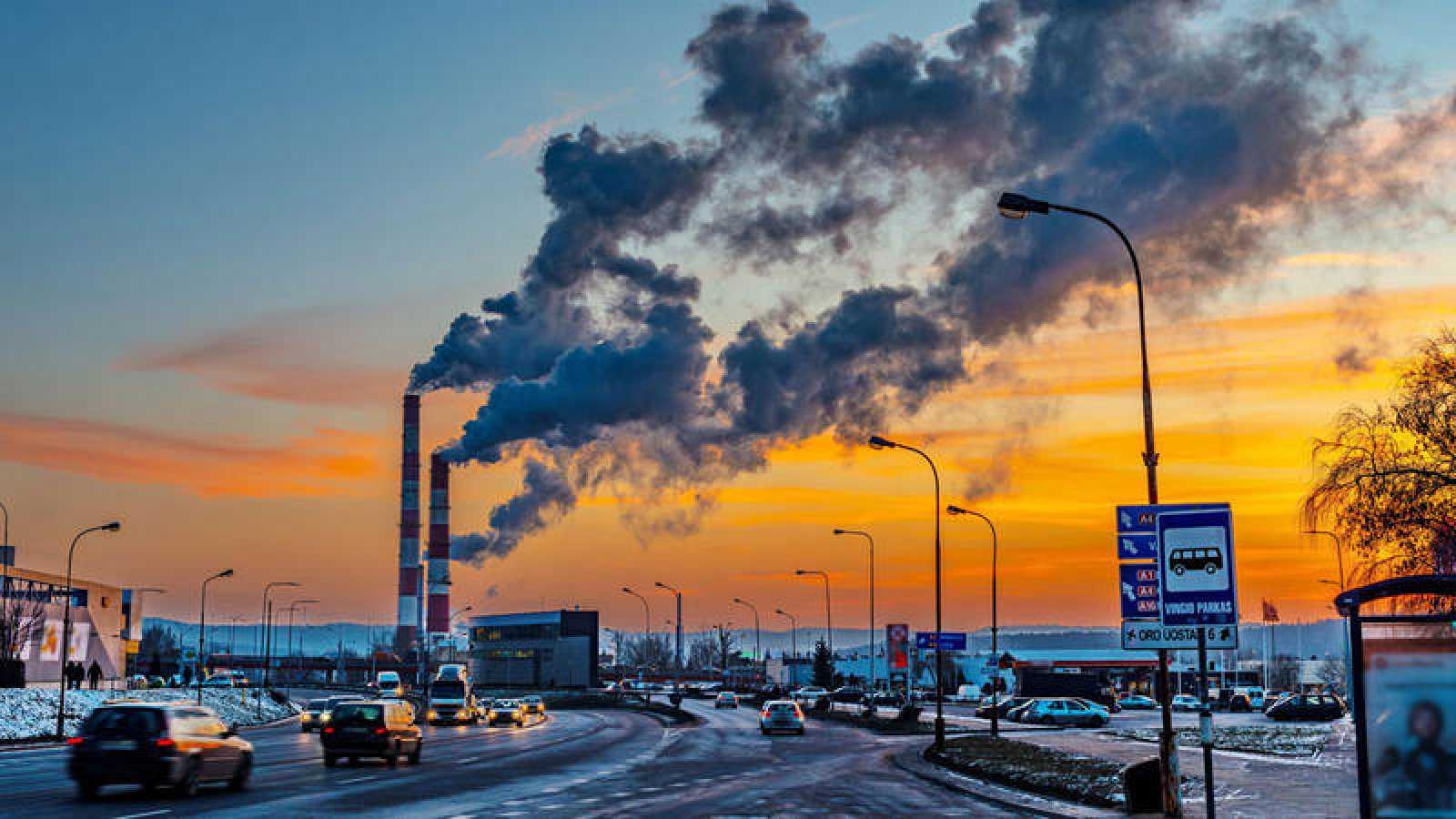 El estudio ha analizadola exposición a cuatro contaminantes: partículas finas en suspensión, óxido de nitrógeno, carbono negro y ozono a nivel del suelo.