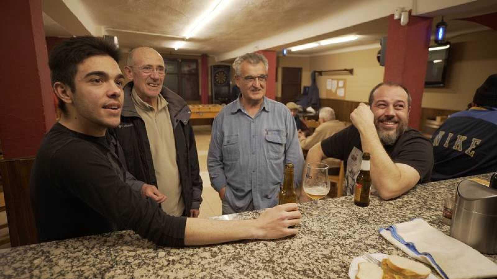 '7 días sin ellas': quinta jornada en Bernuy