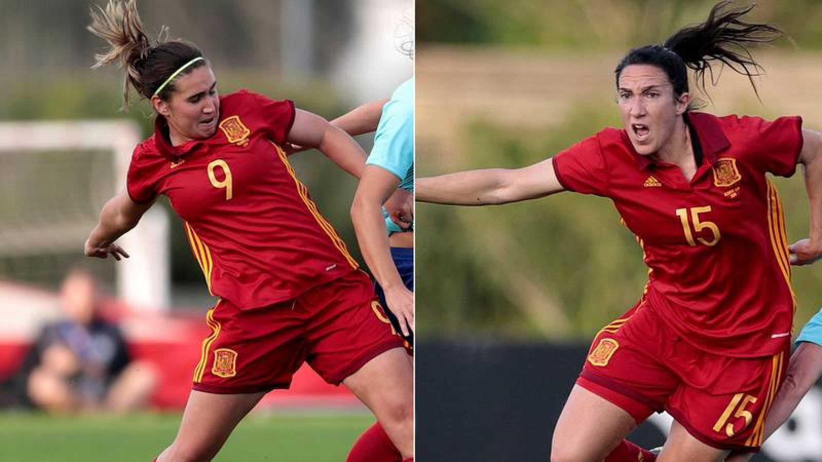 Marta Torrejón y Silvia Meseguer cierran su etapa en la selección