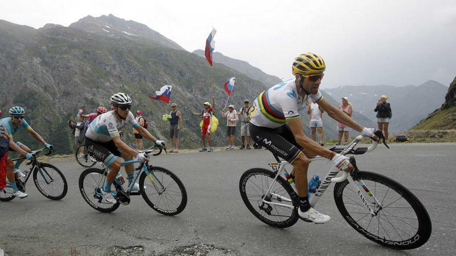 Alejandro Valverde será uno de los protagonistas de la Vuelta 2019.