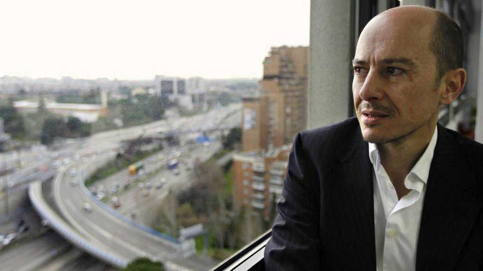 Fotografía de archivo de Jenaro García, el fundador de Gowex