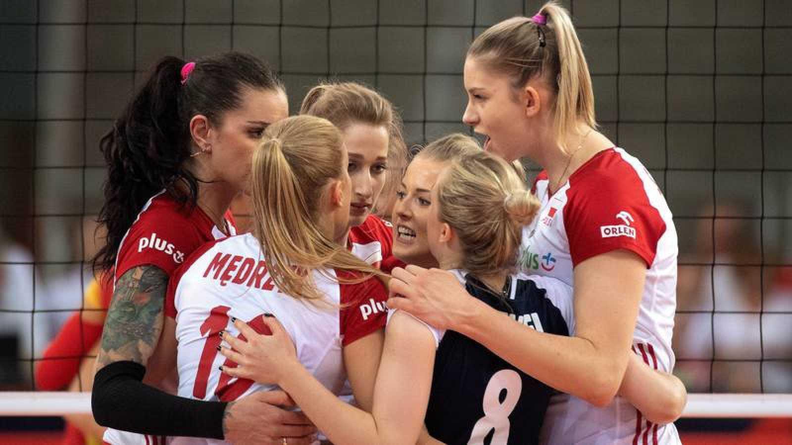 Polonia elimina a España en octavos del Europeo de voleibol