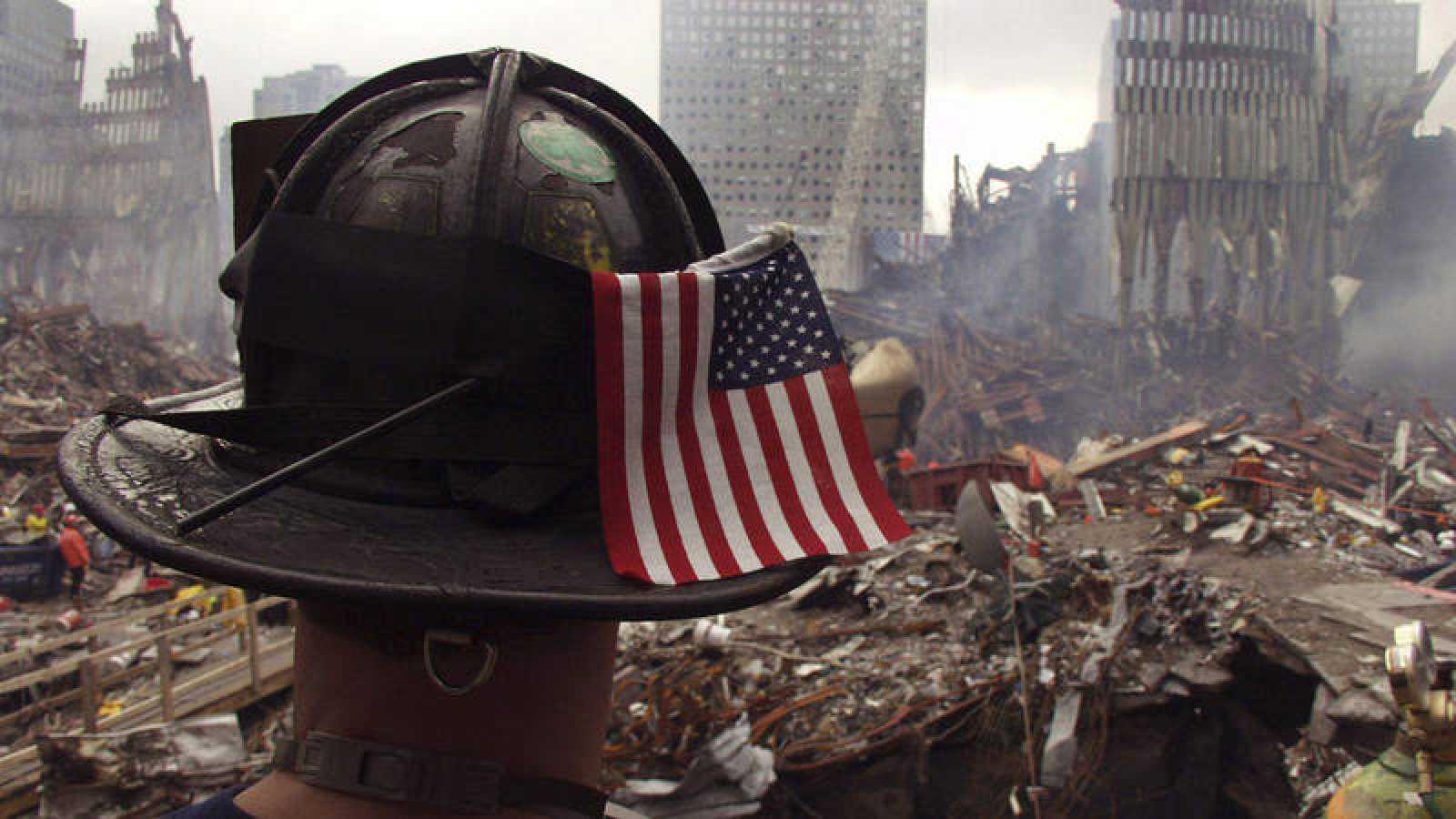 El día de los atentados de las Torres Gemelas murieron 343 bomberos.