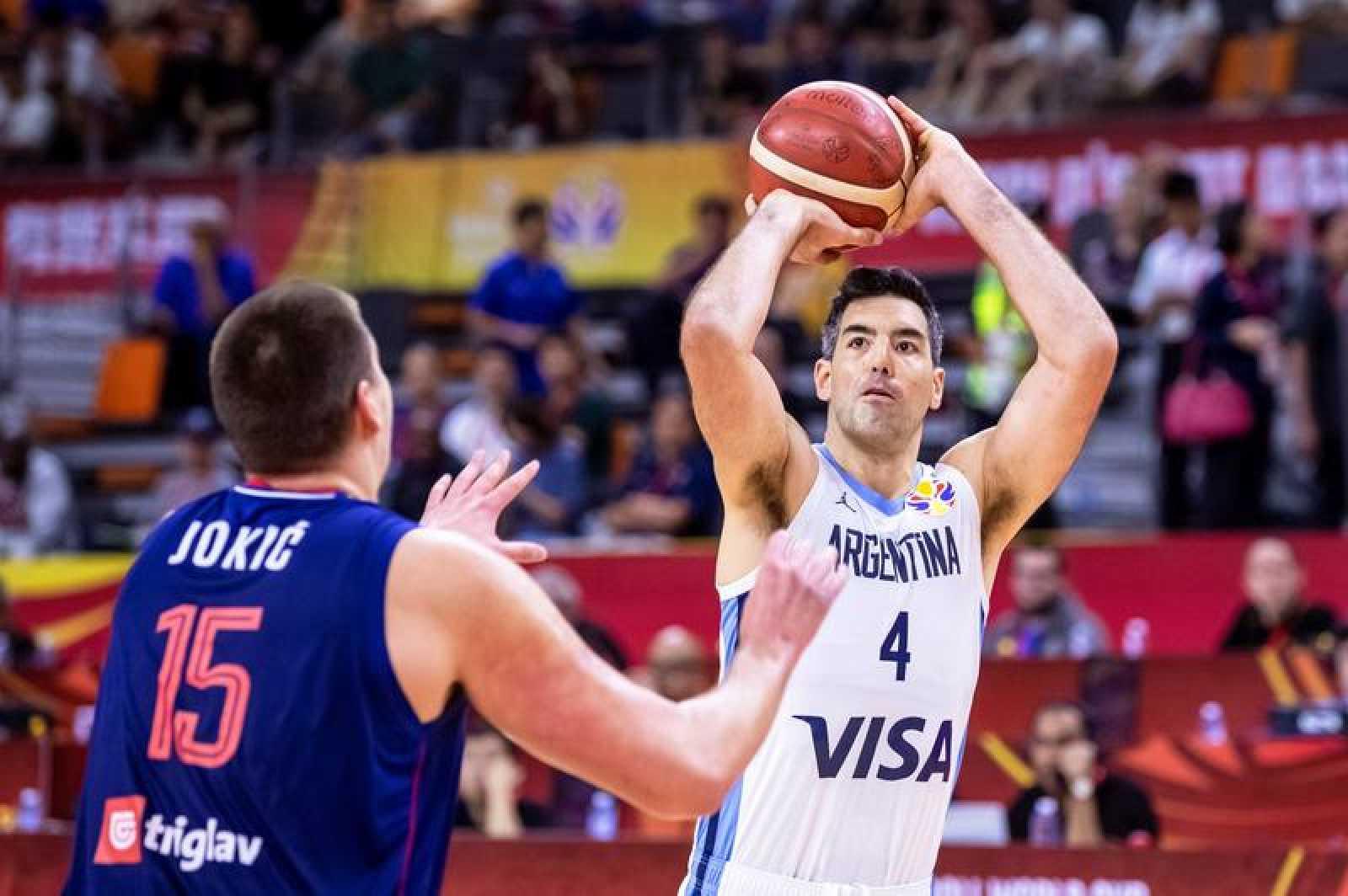 Argentina - Serbia