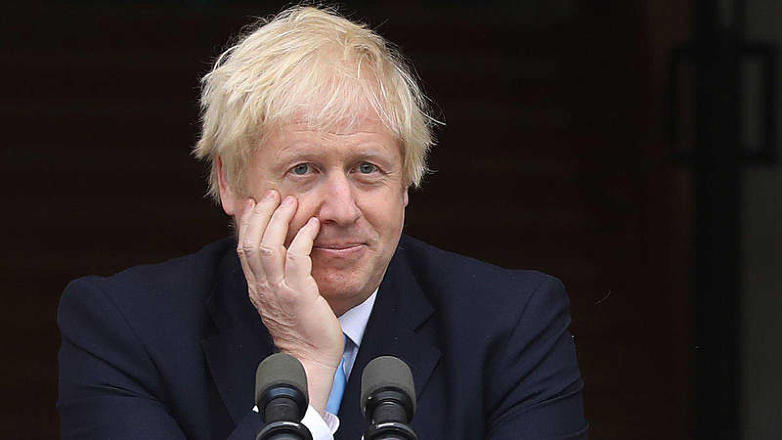 Nuevo revés para el primer ministro británico, Boris Johnson.