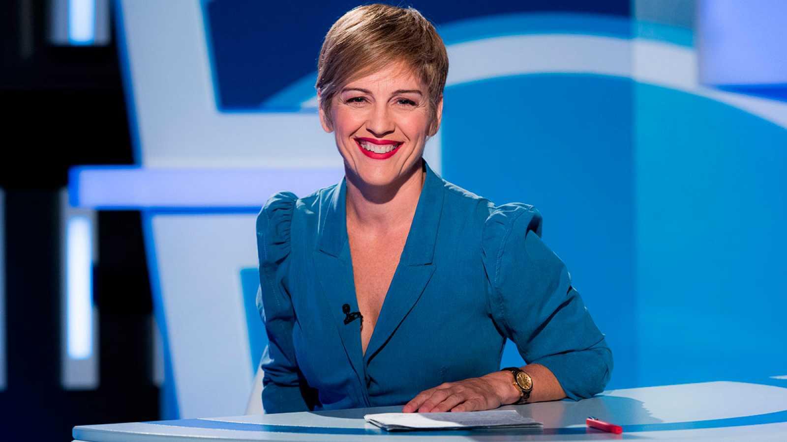 Marta Cáceres, presentadora de Para Todos La 2