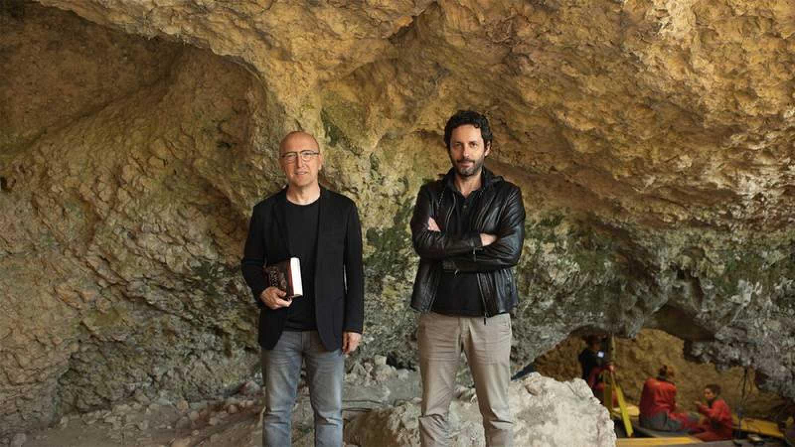 Página Dos visita Atapuerca