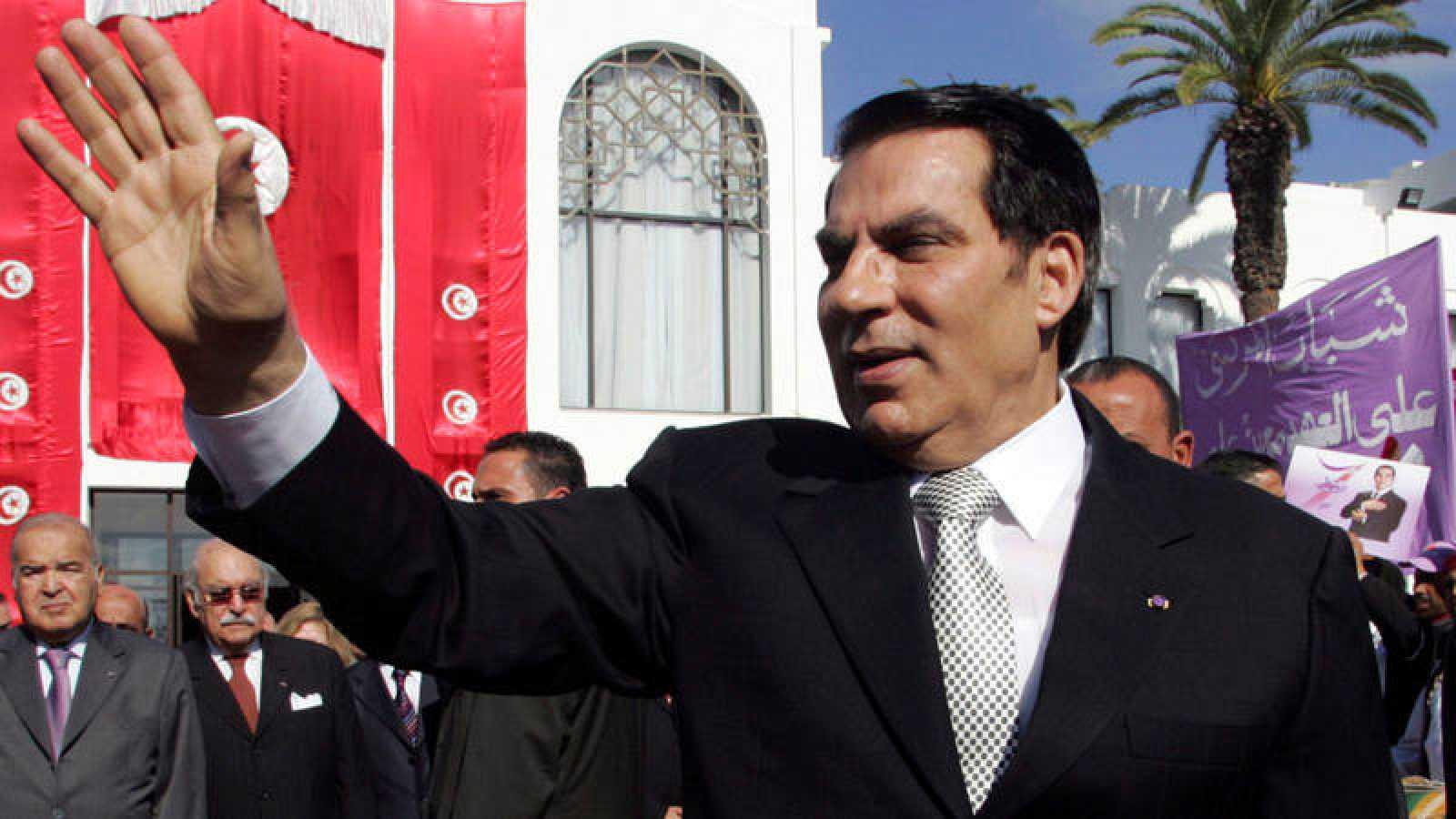 El expresidente tunecino Bel Alí ha fallecido en Arabia Saudí a los 83 años