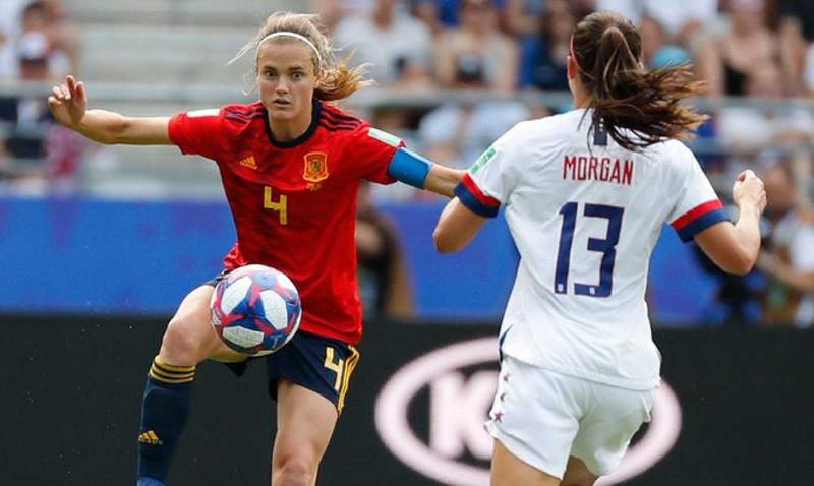 RTVE se vuelca con la selección femenina de fútbol en su camino a la Eurocopa 2021