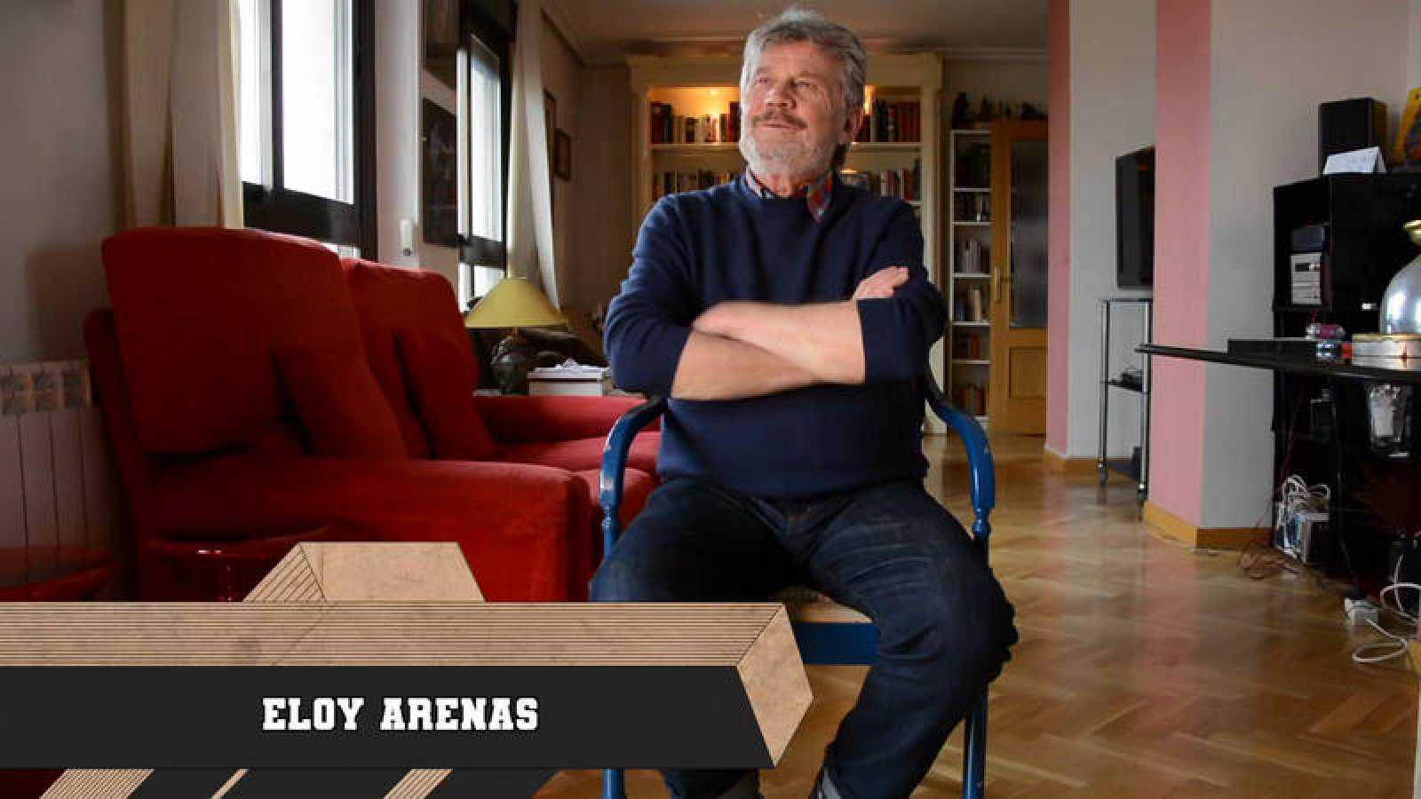 Eloy Arenas, personaje de la semana en 'Ritmo urbano'