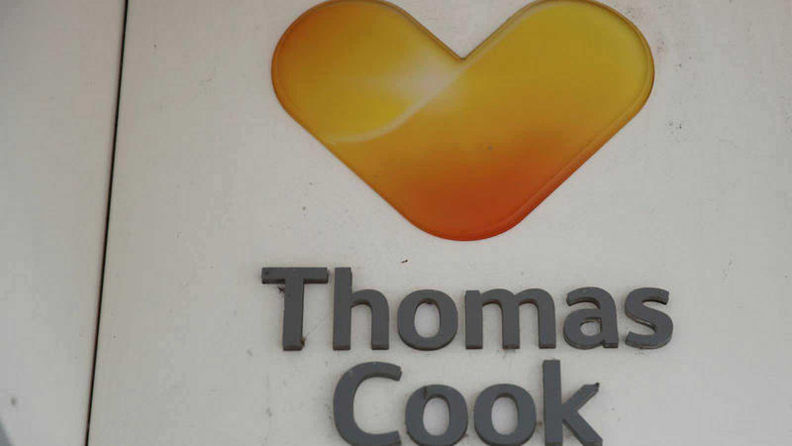 Logo de Thomas Cook