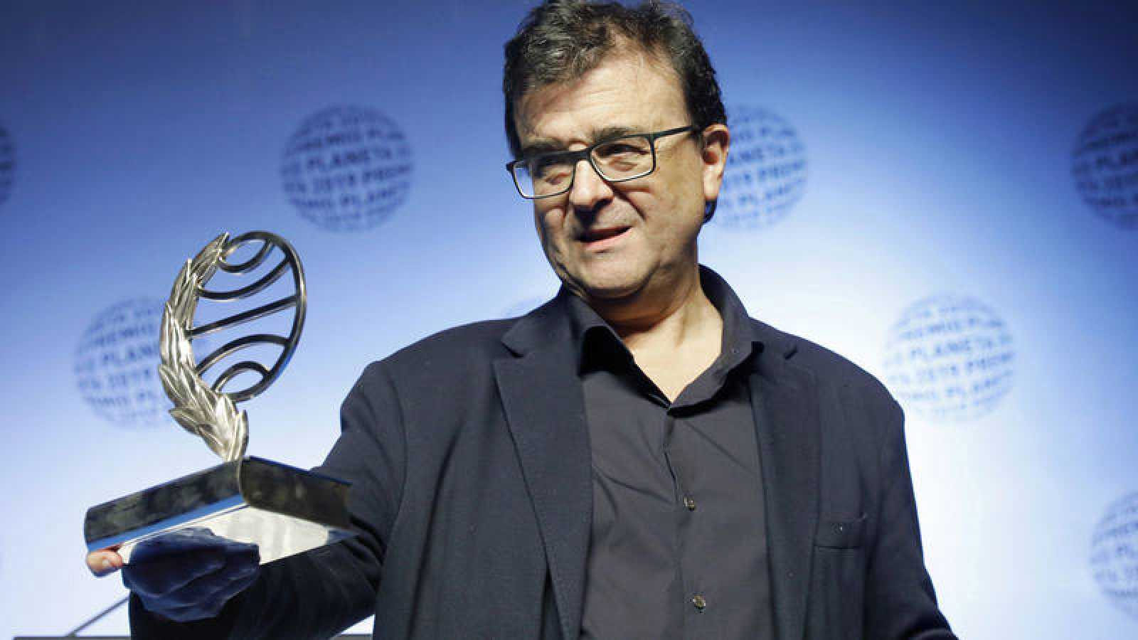 Javier Cercas, Premio Planeta 2019 con la novela policíaca 'Terra Alta'
