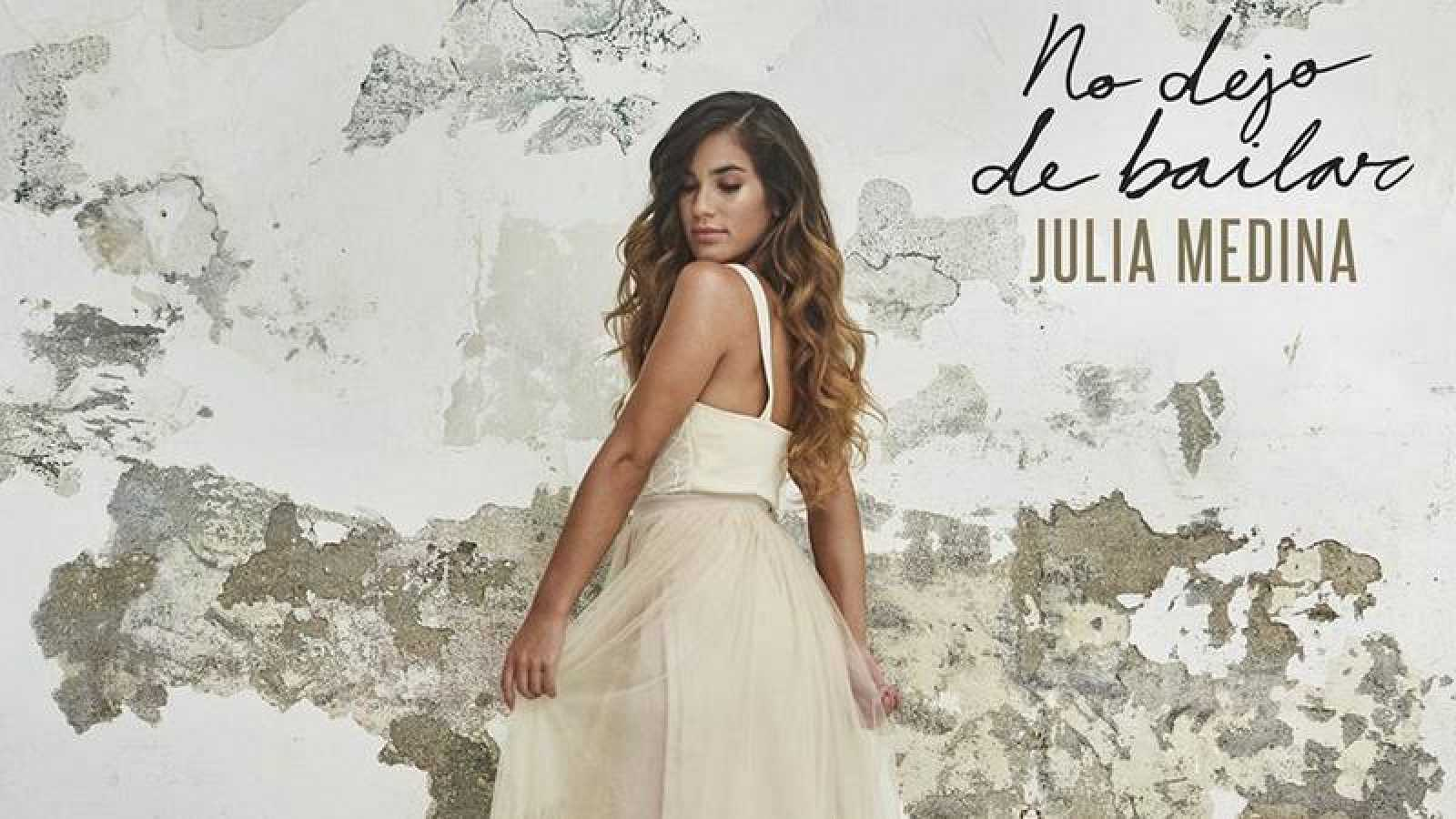 """Julia Medina publica """"No dejo de bailar"""", su primer disco de estudio"""